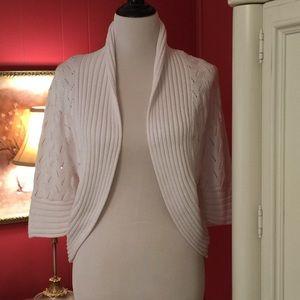 🎄Nygard Knit Bolero-Style Cardigan Sweater